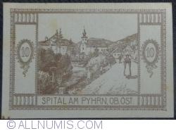 Imaginea #1 a 10 Heller 1920 - Spital am Pyhrn