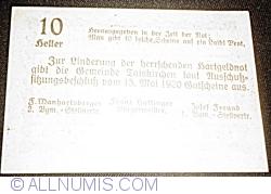 Image #2 of 10 Heller 1920 - Taisckirchen
