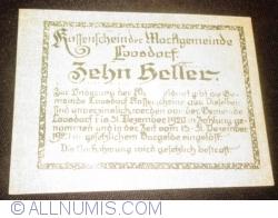 Imaginea #2 a 10 Heller ND - Loosdorf