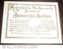 Imaginea #2 a 20 Heller ND - Loosdorf