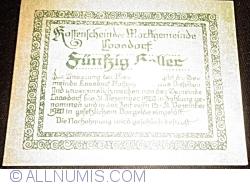 Imaginea #2 a 50 Heller ND - Loosdorf