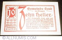 Image #1 of 10 Heller 1920 - Lend im Pinzgau