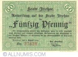 Image #1 of 50 Pfennig 1920 - Itzehoe