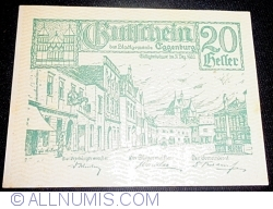 Image #1 of 20 Heller 1920 - Eggenburg