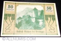 Imaginea #2 a 50 Heller 1920 - Brixlegg