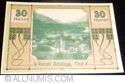 Imaginea #2 a 30 Heller 1920 - Brixlegg