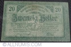 Imaginea #1 a 20 Heller 1919 - Steyr
