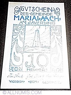 Imaginea #1 a 10 Heller ND - Maria Laach am Jauerling (4. Serie)