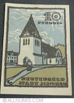 Image #1 of 10 Pfening ND - Schwaan