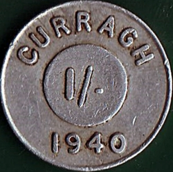 Image #1 of 1 Shilling 1940