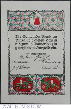 Imaginea #1 a 75 Heller ND -  Bruck im Pinzgau