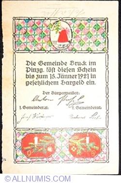 Imaginea #1 a 90 Heller ND - Bruck im Pinzgau