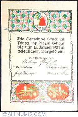 Imaginea #1 a 80 Heller ND - Bruck im Pinzgau