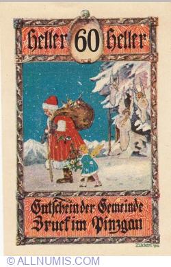 Imaginea #2 a 60 Heller ND - Bruck im Pinzgau