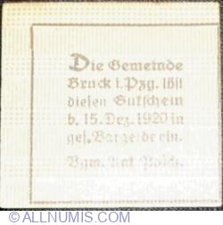 Imaginea #2 a 75 Heller ND - Bruck im Pinzgau