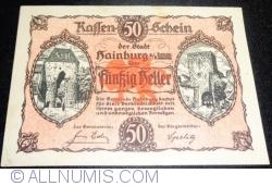 Imaginea #1 a 50 Heller ND - Hainburg