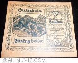 Imaginea #1 a 50 Heller 1920 - Hallstatt