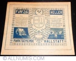 Imaginea #2 a 50 Heller 1920 - Hallstatt