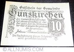 Image #1 of 10 Heller 1920 - Gunskirchen