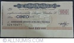 100 Lire 1977 (4. IV.) - Milano