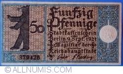 50 Pfennig 1921 (16) - Berlin