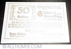 Image #2 of 50 Heller ND - Mauer-Öhling