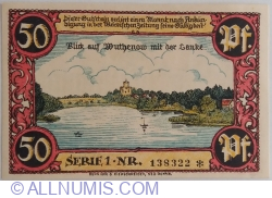 Imaginea #2 a 50 Pfennig 1921 - Neuruppin