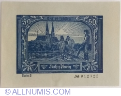 Image #2 of 50 Pfennig 1921 - Neuruppin