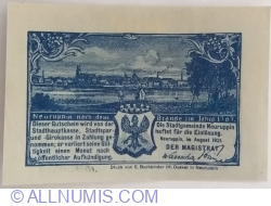 Image #1 of 25 Pfennig 1921 - Neuruppin