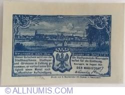 25 Pfennig 1921 - Neuruppin