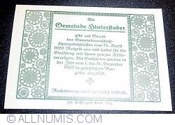 Imaginea #2 a 20 Heller 1920 - Hinterstoder