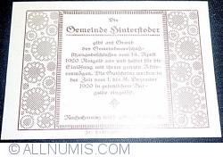 Imaginea #2 a 10 Heller 1920 - Hinterstoder