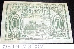 Image #1 of 50 Heller 1920 - Hörsching