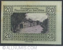 Imaginea #1 a 20 Heller 1920 - Neumarkt an der Ybbs