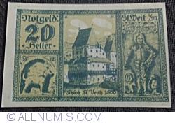 Image #1 of 20 Heller 1920 - Sankt Veit im Mühlkreis