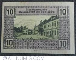 Imaginea #1 a 10 Heller 1920 - Neumarkt an der Ybbs