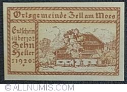 Image #1 of 10 Heller 1920 - Zell am Moos