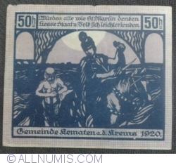 Image #2 of 50 Heller 1920 - Kematen an der Krems