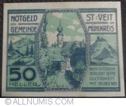 Image #1 of 50 Heller 1920 - Sankt Veit im Mühlkreis