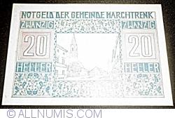 Imaginea #1 a 20 Heller 1920 - Marchtrenk