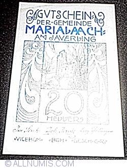 Imaginea #1 a 20  Heller ND - Maria Laach am Jauerling (4. Serie)