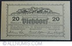 Image #2 of 20 Heller 1920 - Viehdorf
