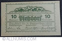 Image #2 of 10 Heller 1920 - Viehdorf
