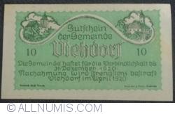 Image #1 of 10 Heller 1920 - Viehdorf