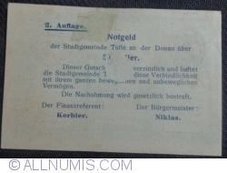 Image #2 of 50 Heller ND - Tulln an der Donau (Second Issue - 2. Auflage)