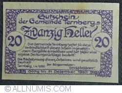 Image #1 of 20 Heller 1920 - Ternberg
