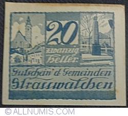 Image #1 of 20 Heller 1920 - Strasswalchen