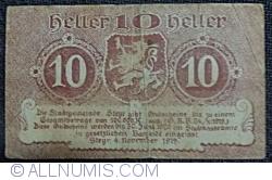 Image #2 of 10 Heller 1919 - Steyr