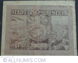 Imaginea #2 a 50 Heller 1920 - Steyr