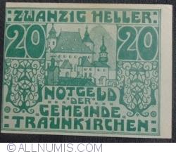 Image #1 of 20 Heller 1920 - Traunkirchen